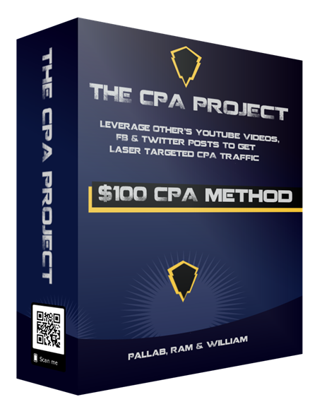 THE CPA PROJECT Review: Huge Bonus+Discount+OTO+Demo 6