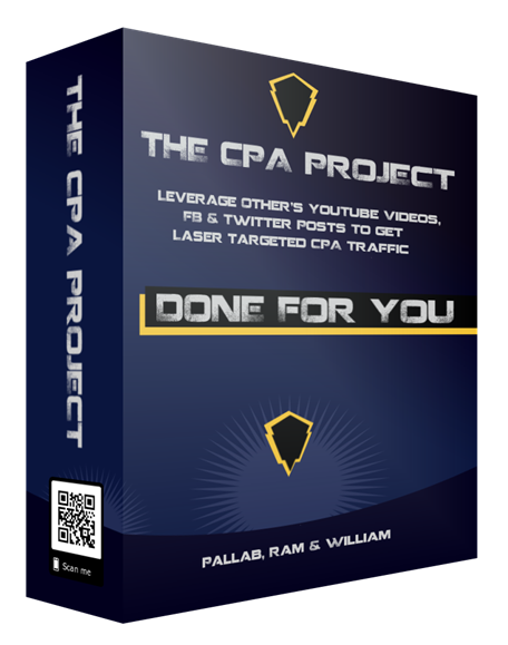 THE CPA PROJECT Review: Huge Bonus+Discount+OTO+Demo 5