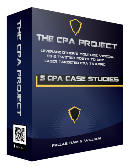 THE CPA PROJECT Review: Huge Bonus+Discount+OTO+Demo 7